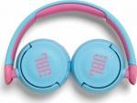 Παιδικά Headphones Bluetooth JBL JR 310BT Pink-Blue