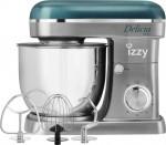 Κουζινομηχανή Izzy  IZ-1501 Silver-Βεραμάν