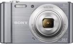 Φωτογραφική Μηχανή Sony DSCW810S Silver