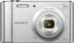 Φωτογραφική Μηχανή Sony DSCW800S Silver