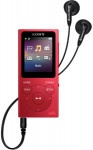 MP4 Player Sony 4GB NWE393R Red