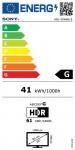 "TV Sony LED KDL32WE615BAEP 32"" Smart HD"