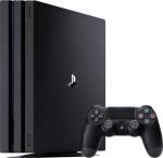 Playstation 4 Sony PRO 1TB Black