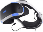 VR Headset Sony Playstation & Camera V2 & VR Worlds