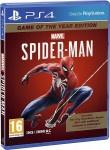 PS4 Marvel's Spiderman Goty