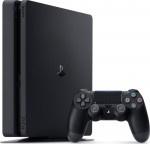 Playstation 4 Sony 1TB Black & God of War & Horizon Zero Dawn & The Last of Us