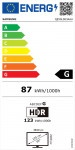 """TV Samsung QLED The Frame QE50LS03A 50"""" Smart 4K"""