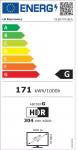 "TV LG OLED 77G16LA 77"" Smart 4K"