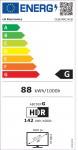 TV LG OLED 48C14LB  48'' Smart 4K