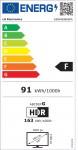 TV LG Nanocell 65NANO806PA 55'' Smart 4K