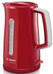Βραστήρας Bosch TWK3A014 Κόκκινος
