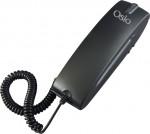 Τηλέφωνο Ενσύρματο Osio OSW-4600B Μαύρο