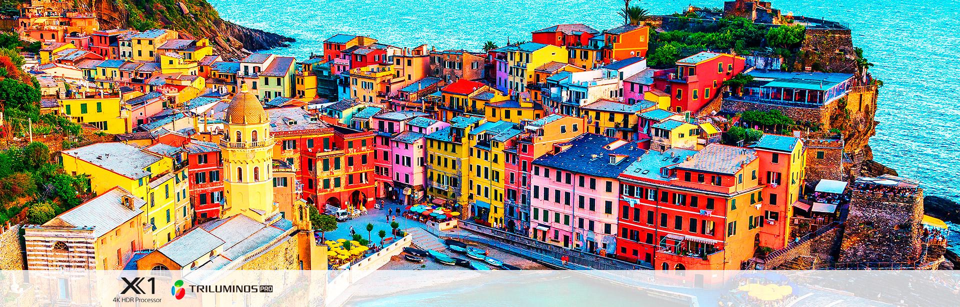 Συγκλονιστικά ρεαλιστικά χρώματα