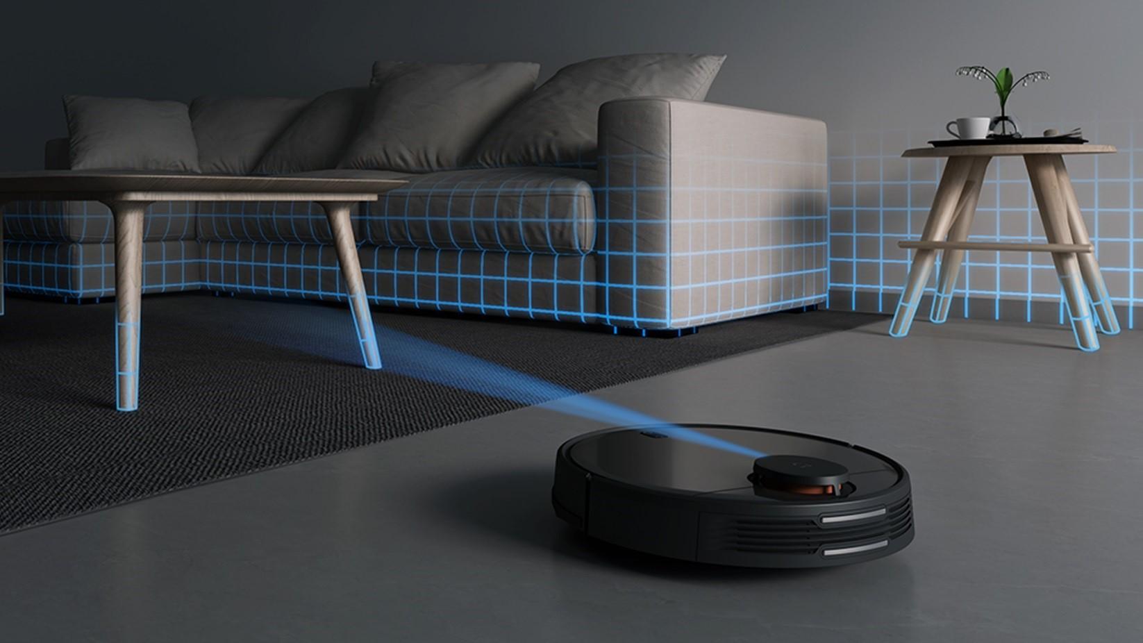 Έξυπνος σχεδιασμός διαδρομής με laser
